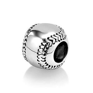 Never Worn Baseball Pandora Charm